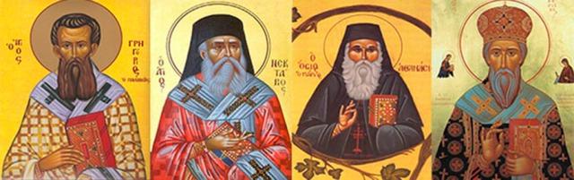 Santos Ortodoxos
