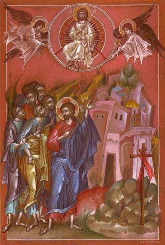 jesus-prediz-sua-paixao-aos-seus-discipulos