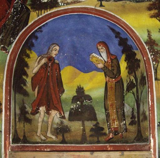Santa María Egipto